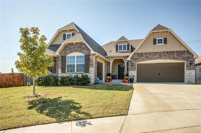 Broken Arrow Single Family Home For Sale: 2621 W Winston Street