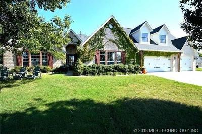 Owasso Single Family Home For Sale: 10991 N 155th East Avenue