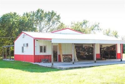 Stigler Single Family Home For Sale: 405 S Sockey Street