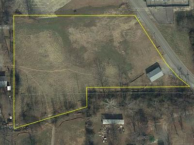 Tahlequah OK Residential Lots & Land For Sale: $495,000