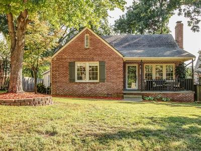 Tulsa Single Family Home For Sale: 1608 E 35th Street