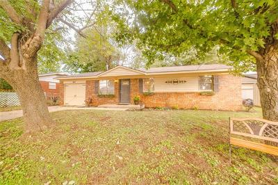 Sand Springs Single Family Home For Sale: 4813 Bermuda Circle