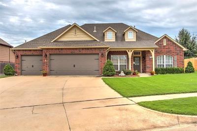 Broken Arrow Single Family Home For Sale: 7535 E Galveston Place