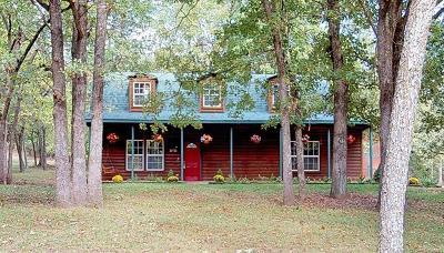 Talala Single Family Home For Sale: 10751 E Fawn Lane