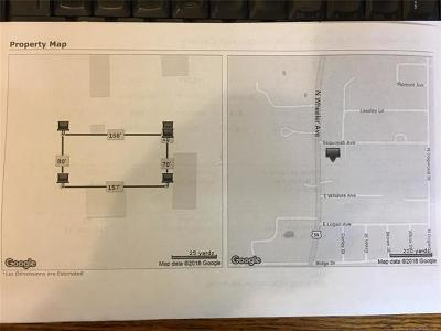 Sallisaw Residential Lots & Land For Sale: 1206 N Wheeler Street