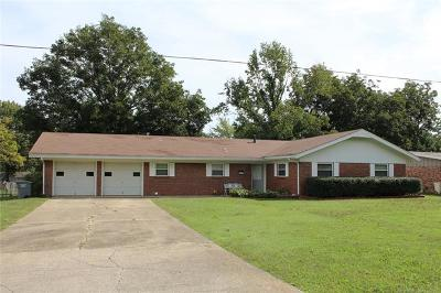 Wagoner Single Family Home For Sale: 405 S Powell Avenue