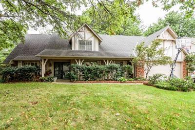 Tulsa Single Family Home For Sale: 6722 S 72nd East Avenue