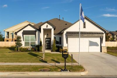 Bixby Single Family Home For Sale: 12609 S 75th Avenue