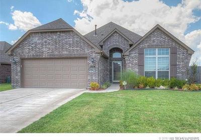 Broken Arrow Single Family Home For Sale: 1504 E Pasadena Street
