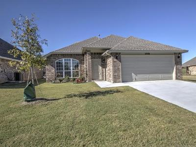 Claremore Single Family Home For Sale: 25378 Stonebridge Parkway