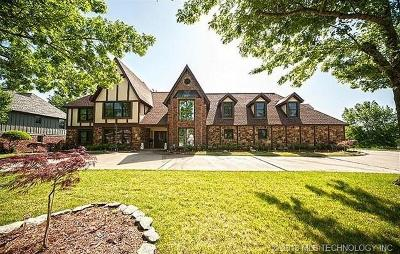 Tulsa Single Family Home For Sale: 11029 S Richmond Avenue