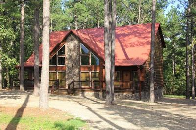 Broken Bow Single Family Home For Sale: 326 Scrub Oak Trail