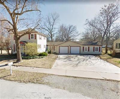 Claremore Single Family Home For Sale: 533 E 5th Street