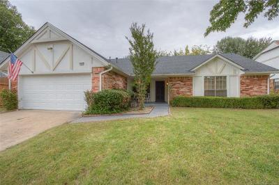 Broken Arrow Single Family Home For Sale: 1605 S Chestnut Avenue