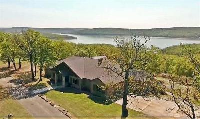 Park Hill OK Single Family Home For Sale: $749,900