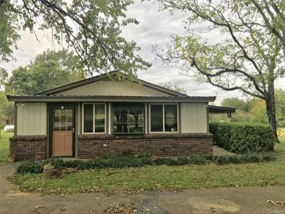 Single Family Home For Sale: 22085 County Road 3500