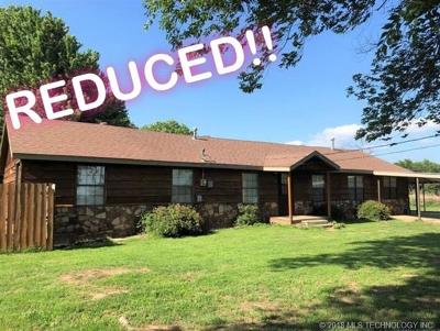 Single Family Home For Sale: 514 Pruitt Road