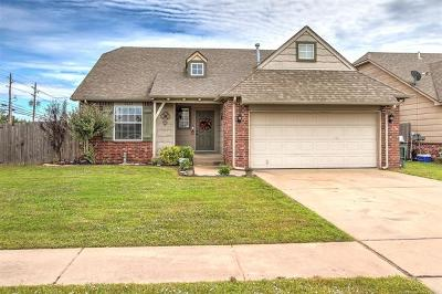 Broken Arrow Single Family Home For Sale: 5127 N 34th Street