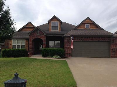 Bixby Single Family Home For Sale: 4610 E 143rd Street