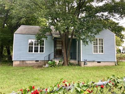 Tulsa Single Family Home For Sale: 101 N Quebec Avenue