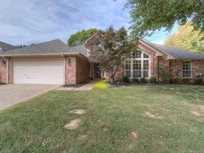 Bixby Single Family Home For Sale: 11206 S 93rd East Avenue