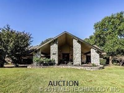 Tulsa Single Family Home For Sale: 7404 S Birmingham Court