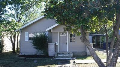 Tulsa Single Family Home For Sale: 4621 S 27th West Avenue