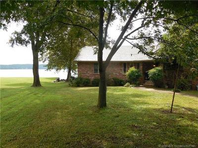 Pryor Single Family Home For Sale: 4590 E 480 Road