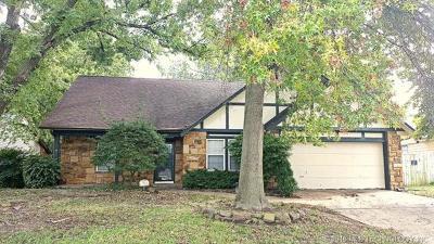 Broken Arrow Single Family Home For Sale: 2513 W Gary Street