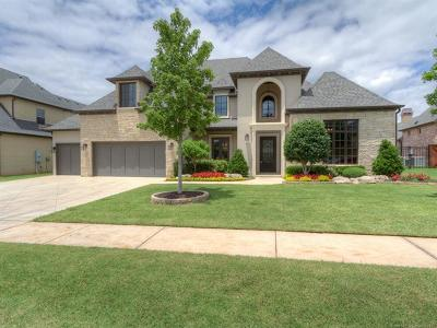 Broken Arrow OK Single Family Home For Sale: $899,900