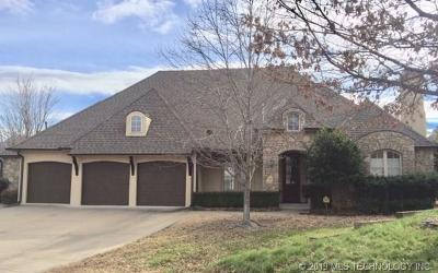 Jenks Single Family Home For Sale: 12104 S Ash Avenue