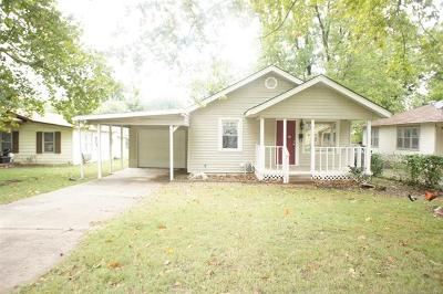 Tulsa Single Family Home For Sale: 4640 S 30th West Avenue
