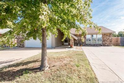 Tulsa Single Family Home For Sale: 3247 S Memorial Drive