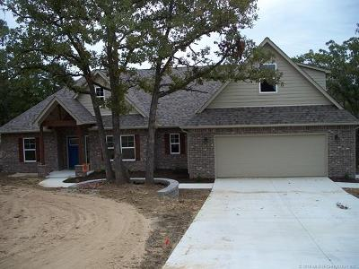 Sand Springs Single Family Home For Sale: 6007 S 170th West Avenue