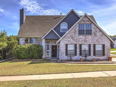 Jenks OK Single Family Home For Sale: $210,000