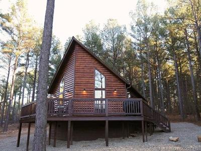 Broken Bow Single Family Home For Sale: 56 Muscadine Trail