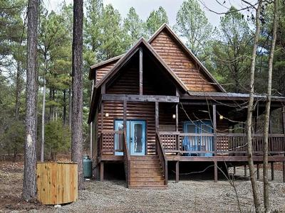 Broken Bow Single Family Home For Sale: 26 Muscadine Trail