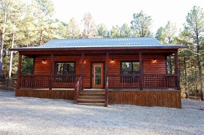 Broken Bow Single Family Home For Sale: 162 Greenbrier Trail