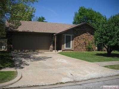 Broken Arrow OK Rental For Rent: $1,100