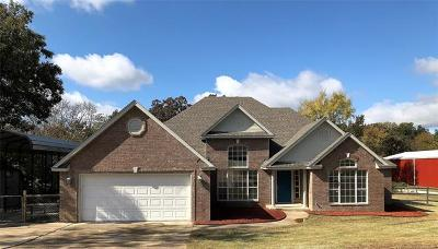 Sapulpa Single Family Home For Sale: 8488 Westway Road