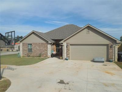 Ada Single Family Home For Sale: 13850 County Road 1567