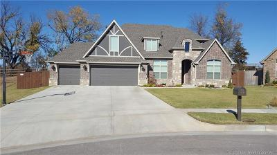 Broken Arrow OK Single Family Home For Sale: $319,000