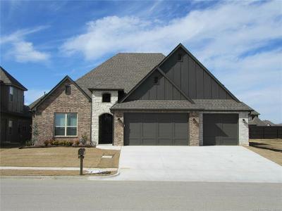 Tulsa Single Family Home For Sale: 4392 S 172nd East Avenue