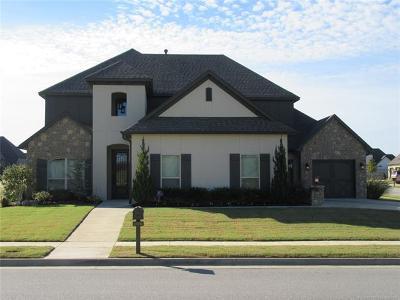 Tulsa Single Family Home For Sale: 17102 E 42nd Street
