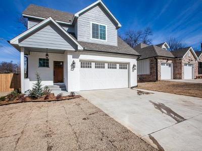 Tulsa OK Single Family Home For Sale: $379,000