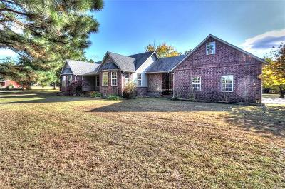 Skiatook Single Family Home For Sale: 3902 W 173rd Street North
