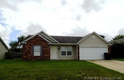 Claremore Single Family Home For Sale: 1109 W 23rd Street