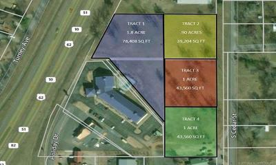 Tahlequah OK Residential Lots & Land For Sale: $274,000