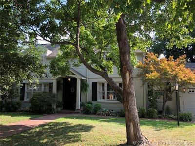 Tulsa Single Family Home For Sale: 2120 S St Louis Avenue