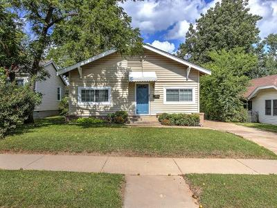 Tulsa Single Family Home For Sale: 2027 E 12th Place